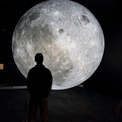 Enter the Orbit of 'Our Moon' at Canterbury Museum