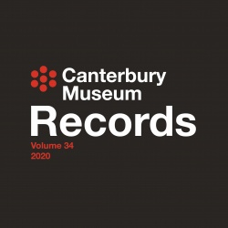 Records of the Canterbury Museum Volume 34 2020
